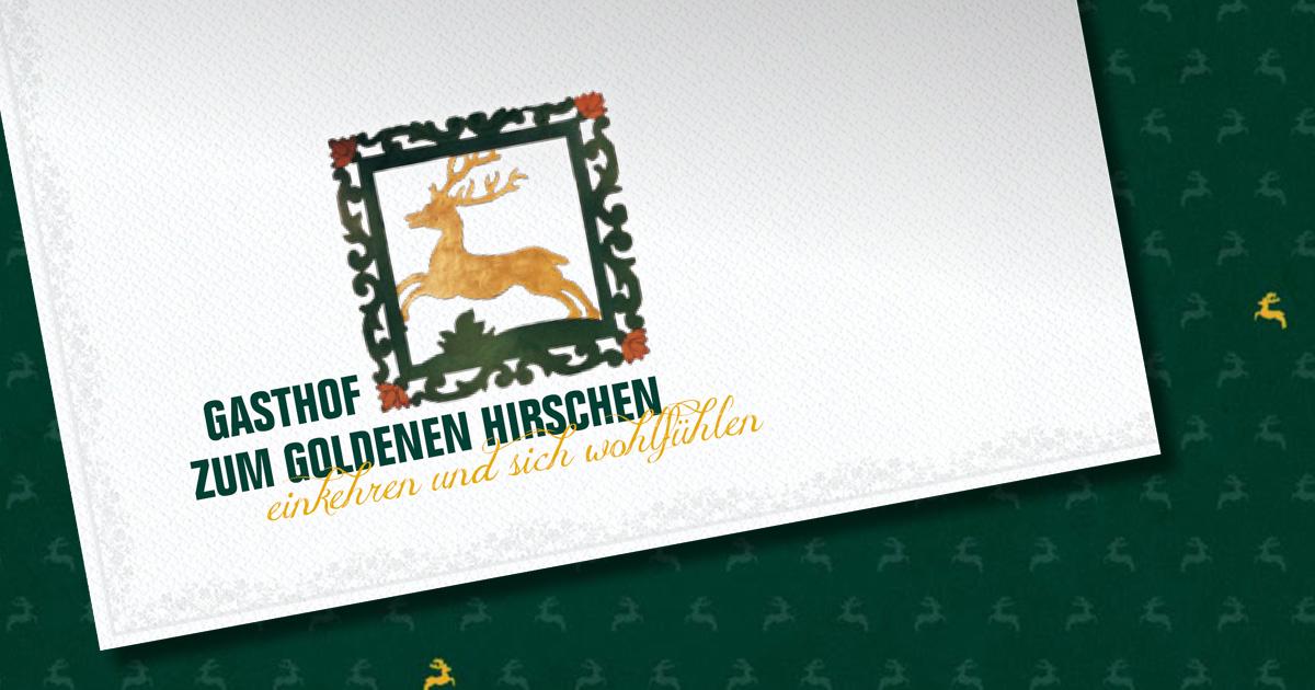 Speisekarte Vom Restaurant Gasthof Zum Goldenen Hirschen In Ybbsitz